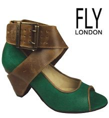 I MUST have these shoes - Love Fly London :)