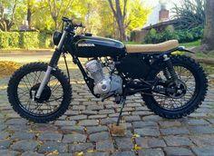 Honda CB125 #scrambler discover #motomood