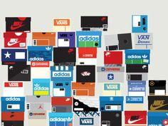 sneaker box art - Google 検索