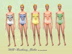 MB-BathingBelle  Badeanzug in fünf verschiedenen Farben für die Sims 4, zu finden im CAS bei Badeanzügen, Recolor eines Basegame Badeanzugs, kreiert von matomibotaki.  Swimsuit in five different colors for Sims 4, available on the CAS in swimsuits, Recolor of a Base Game swimsuit, created by matomibotaki.  https://www.allaboutsims.net/forum/index.php/Thread/15992-MB-BathingBelle/?postID=77837#post77837
