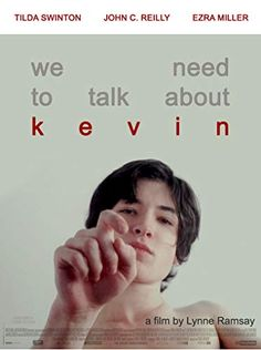 """cineopath: """"We Need to Talk About Kevin dir. by Lynne Ramsay """" Quarantine Movie, Cinema Quotes, Ezra Miller, Film Poster Design, Good Movies To Watch, Film Inspiration, Aesthetic Movies, Alternative Movie Posters, Indie Movies"""