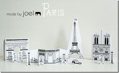 Paris-paper printable -tres jolie!