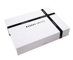 Markus Lupfer Custom Retail Box