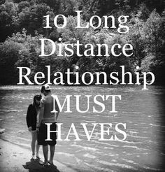 I have been in a LDR (long distance relationship) for to many months… and quite a long time still to go with myamazing guy! who sadly, lives a whole state away D.: So I̵…