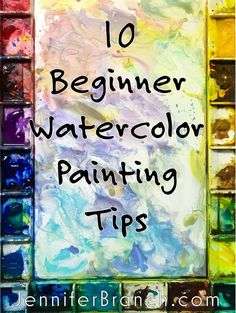 Painting tips 10 Beginner Watercolor Painting Tips Watercolor Painting LessonYou can find Watercolor tips and more on our website.Painting tips 10 Beginner Watercolor Painting Tips Water. Watercolor Beginner, Watercolor Art Lessons, Watercolor Paintings For Beginners, Watercolor Tips, Watercolour Tutorials, Painting Lessons, Watercolor Artists, Watercolor Techniques, Painting Tips