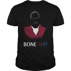 Donald Trump: Bone 2017 Shirts & Tees