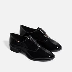 DERBYS À ZIP-CHAUSSURES-TRF | ZARA France