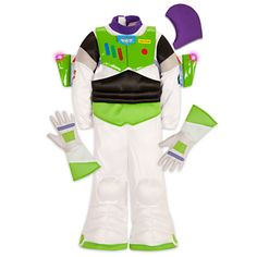Buzz Lightyear Costume for Boys | Costumes & Costume Accessories | Disney Store