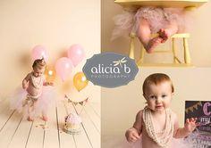 Cake Smash 1st Birthday Milestone Cincinnati Newborn & Baby Photographer