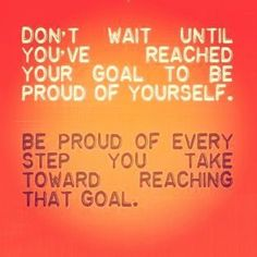 Be proud of your journey!  #skinnyms #transformation #enewsletter