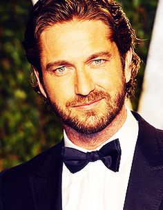 Yeah, if you haven't noticed, I'm addicted to Gerard Butler and it clearly is not a problem! :D  Right @K Campbell!!??!!