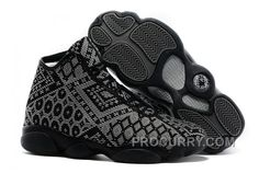 "f93620e42d06 Public School X Jordan Horizon AJ13 ""PSNY"" Black White-Pure  Platinum-Anthracite Cheap"