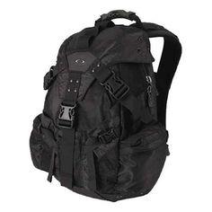 Oakley Icon Black Backpack 2.0