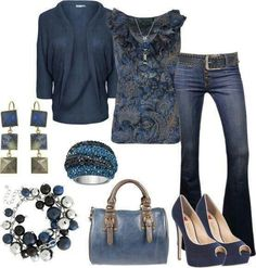 Casual wear at its best!  Instylefashion1.com