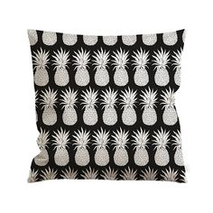 Our Pineapple Plantation Pillow is made with durable cotton canvas with zipper closure and is double-sided making it easy to place in any seating area.  Color selection: • Black • Blue • Green  This 20x20 pillow accommodates a 19x19 polyester fill or a 22x22 synthetic down; sold separately in another listing.  ♒ Care Machine wash cold | Tumble dry low | Warm iron if needed    ......NOTE......  If there are no other items accompanying your order, we will have it shipped out within the…