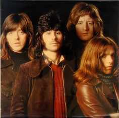19. 'Straight Up' - Badfinger Also wins prize for one of my least favourite album covers