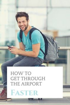 How to Get Through the Airport Faster | Expert Travel Hacks | Top Travel Tips | How To Cut Done Waiting Time At Airports | Stress Free Vacation Tips #Tim'sTopTravelTips