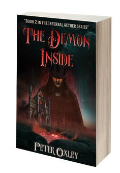 Win a Signed Paperback Copy of The Demon Inside!