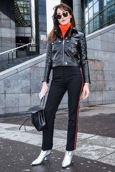 Street Fashion Paris n°221 2016 - Moda de Rua (#24835)