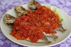 Balado is one of the sambal from West Sumatra (a.k.a Minang) Most Indonesian know how to make balado. The basic ingredients are shallots...