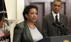 Obama's attorney general reveals her greatest fear in wake of attack… it's UNBELIEVABLE Loretta Lynch/Obama (give me a break...)