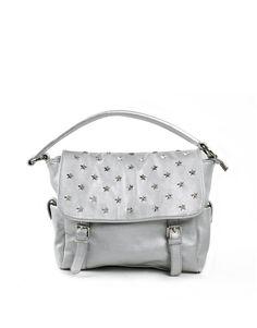 Τσάντα χειρός stars - Ασημί 35,99 € Shoulder Bag, Handbags, Fashion, Moda, Totes, Fashion Styles, Shoulder Bags, Purse, Hand Bags