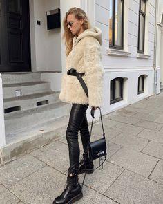 Fall Styles, Fur Coat, Autumn Fashion, Jackets, Taschen, Kids, Women's, Down Jackets, Fall Fashion