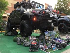 Ford Ranger Project GRIMLOCK By Team SPADA – Cars-Power