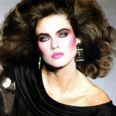 80s makeup - Google Search                                                                                                                                                                                 Más