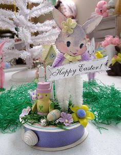 Saturday Finds Easter Bunny~ | Flickr - Photo Sharing!
