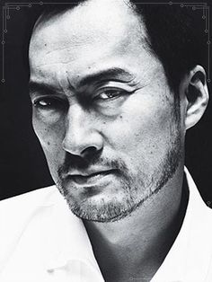 Ken Watanabe, actor.To English-speaking audiences, he is known for playing tragic hero characters, such as General Tadamichi Kuribayashi in Letters from Iwo Jima and Lord Katsumoto Moritsugu in The Last Samurai, for which he was nominated for the Academy Award for Best Supporting Actor.