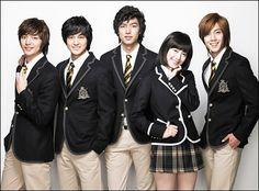 Boys Over Flowers - yes, I DO watch Korean TV! :D