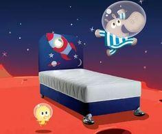 кровать ракета