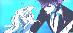 I love these two so much | Diabolik Lovers | Yui & Ayato