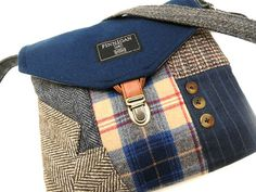 Sew Much Style upcycles vintage suits into stylin' bags | Inhabitat - Sustainable Design Innovation, Eco Architecture, Green Building