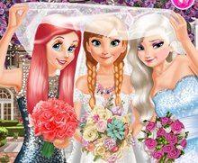 Gelin ve Arkadaşlarını Giydir http://www.matrakoyun.com/giydirme-oyunlari/gelin-ve-arkadaslarini-giydir