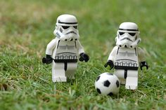 #starwars, Playing Soccer by 713 Avenue, via Flickr