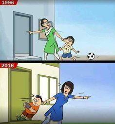 chistes graficos antes y ahora .x.r.