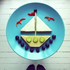 Fun Food Ideas For Kids | POPSUGAR Moms More