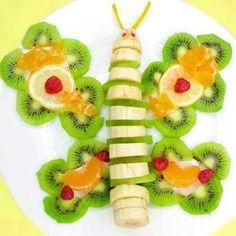 Fruit Butterfly: