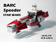 Legos, Lego Soldiers, Lego Clones, Lego Videos, Star Wars Characters Pictures, Lego Spaceship, Amazing Lego Creations, Lego Mecha, Lego Room