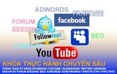 Nội dung khóa  SOCIAL WEB MARKETING chuyên thực hành Quảng bá web qua mạng xã hội do CLB SEO/SMM marketing Việt nam tổ chức cho các thành viên. Thời gian học trong 9 buổi thực hành
