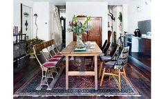 Cadeiras Descombinadas - Os Achados