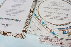 sketched-wallpaper-inspired-hand-painted-wedding-invitation