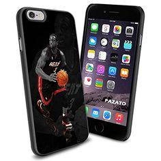 Basketball NBA Dwyane Wade 3 Miami Heat , Cool iPhone 6 Smartphone Case Cover Collector iphone TPU Rubber Case Black Phoneaholic http://www.amazon.com/dp/B00UU0QRQQ/ref=cm_sw_r_pi_dp_AtJnvb1ZA04VA