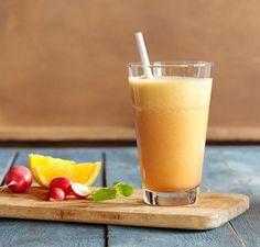 Honig-Orangen-Wohlfühldrink | Vitamix