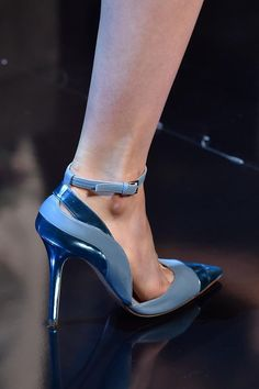 shoes @ Elie Saab Fall 2014 Couture