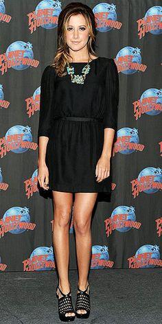 ashley tisdale. always so pretty!