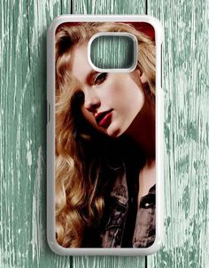 Taylor Swift Singer Samsung Galaxy S7 Edge Case