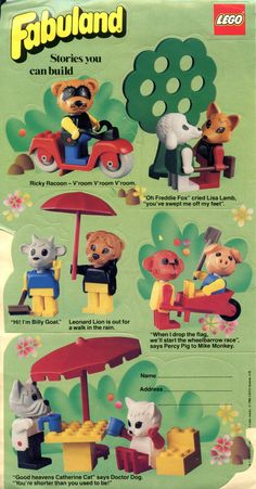 My Childhood Memories, Childhood Toys, Vintage Children, My Children, Good Old Times, Vintage Lego, Kindergarten, Retro Toys, Legoland